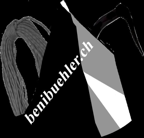 Logo Beni Bühler Bergführer Alpinist